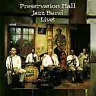 Live by Preservation Hall Jazz Band (CD, Feb-1992, Sony Music Distribution (USA)) : Preservation Hall Jazz Band (CD, 1992)