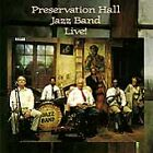 Live : Preservation Hall Jazz Band (CD, 1992)