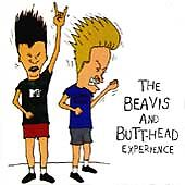 Beavis-Butt-Head-Experience-Various-Artists-MINT-CD