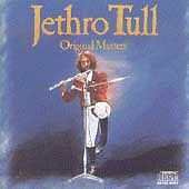Original Masters by Jethro Tull (CD, 1985, Chrysalis Records)