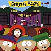 Chef-Aid-The-South-Park-Album-PA-by-South-Park-CD-Nov-1998-Columbia-USA