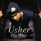 Usher R&B & Soul Contemporary R&B Music Cassettes