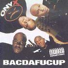 Bacdafucup [PA] by Onyx (CD, Jan-1996, Def Jam (USA))
