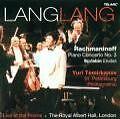 Klavierkonzert 3 & Etüden von Lang Lang (2002)