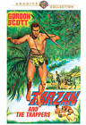 Tarzan and the Trappers (DVD, 2009)