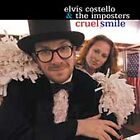 Cruel Smile [Limited] by Elvis Costello (CD, Oct-2002, Island (Label)) : Elvis Costello (CD, 2002)