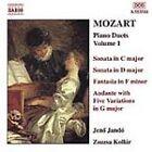 Mozart: Piano Duets, Volume 1 (CD, May-2000, Naxos (Distributor))