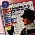 Sinfonie 9/Sinfonie 8 Unvollendete von Carlo Maria Giulini,CSO (2000)