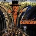 Crocodile Dundee/Peter Best von Ost,Original Soundtrack (1990) SCORE