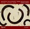 Cellosonaten Vol.1 von Daniel Müller-Schott,Angela Hewitt (2008)