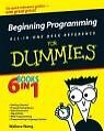 Beginning Programming All-in-one Desk Reference For Dummies von Wallace Wang (2008, Taschenbuch)