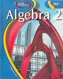 Algebra-2-by-Glencoe-McGraw-Hill-2004-Hardcover-Student-Edition-Glencoe-Mcgraw-hill-Hardcover-2004