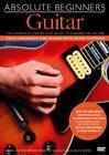 Absolute Beginners - Guitar (DVD, 2002)