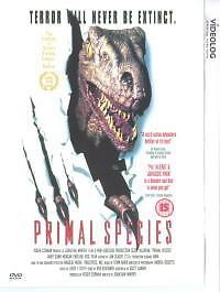 Primal Species DVD 2000 - Cannock, United Kingdom - Primal Species DVD 2000 - Cannock, United Kingdom