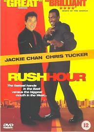 Rush Hour DVD 1999 - <span itemprop=availableAtOrFrom>Dalmellington, East Ayrshire, United Kingdom</span> - Rush Hour DVD 1999 - Dalmellington, East Ayrshire, United Kingdom