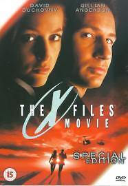 The-X-Files-Movie-1998-DVD-David-Duchovny-Gillian-Anderson-NEW-SEALED-FREEP