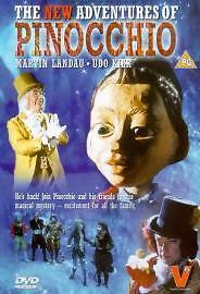 The New Adventures Of Pinocchio (DVD, 2001)