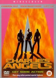 Charlie039s Angels DVD 2001 - PLYMOUTH, United Kingdom - Charlie039s Angels DVD 2001 - PLYMOUTH, United Kingdom