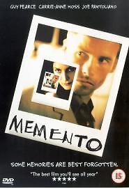 Memento 2000 DVD DVD  5060002830093  Good - Leicester, United Kingdom - Memento 2000 DVD DVD  5060002830093  Good - Leicester, United Kingdom