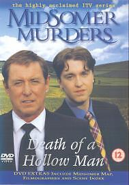 Midsomer Murders - Death Of A Hollow Man (DVD, 2002)E0589