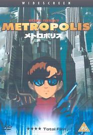 Metropolis (DVD, 2002, 2-Disc Set)