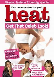 Heat: Get That Celeb Look [DVD], Very Good DVD, ,