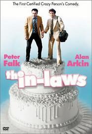 The In-Laws PETER FALK ALAN ARKIN RARE (UK RELEASE) DVD