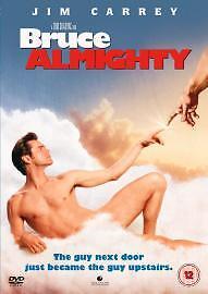 Bruce Almighty DVD 2003 - Battle, United Kingdom - Bruce Almighty DVD 2003 - Battle, United Kingdom