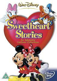 Walt Disney  Sweetheart Stories DVD 2004 Animated NEW - <span itemprop=availableAtOrFrom>Syston, Leicestershire, United Kingdom</span> - Walt Disney  Sweetheart Stories DVD 2004 Animated NEW - Syston, Leicestershire, United Kingdom