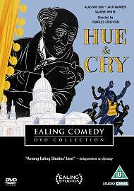 Hue And Cry (DVD, 2004) Alastair Sim Ealing Comedy