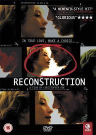 Reconstruction (DVD, 2010), Nikolaj Lie Kaas