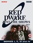 Red Dwarf - Just The Shows Vol. 1 (DVD, 2004, 4-Disc Set, Box Set, Series 1-4)