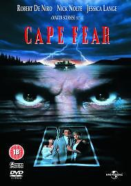 Cape Fear (DVD, 2011)