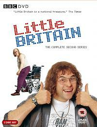 Little-Britain-Series-2-DVD-2003-Very-Good-DVD-Matt-Lucas-David-Walliam