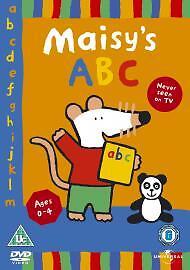 MAISY-ABC-DVD-RARE-KIDS