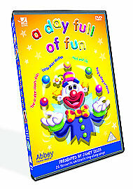 A Day Full Of Fun DVD DVD  5012106930322  Acceptable - <span itemprop=availableAtOrFrom>Borth, United Kingdom</span> - Returns accepted Most purchases from business sellers are protected by the Consumer Contract Regulations 2013 which give you the right to cancel the purchase within 14 days after the day yo - Borth, United Kingdom