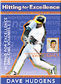 Hitting For Excellence Vol.1 (DVD, 2008)