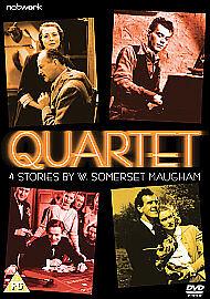 Quartet-DVD-Naunton-Wayne-James-Robertson-Justice-Dirk-Bogarde