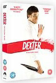 Dexter-Series-1-DVD-2008-4-Disc-Set-Box-Set-Sealed