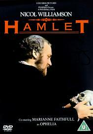 Hamlet (DVD, 2005) new and sealed freepost