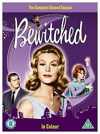 Bewitched - Series 2 - Complete (DVD, 2006, Box Set)
