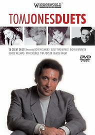 Tom Jones - Duets (DVD, 2006)