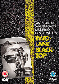 two-lane-blacktop-NEW-SEALED-DVD-Quick-Post-UK-STOCK-Trusted-seller