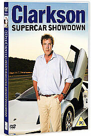 Clarkson  Supercar Showdown DVD 2007 - glasgow, United Kingdom - Clarkson  Supercar Showdown DVD 2007 - glasgow, United Kingdom