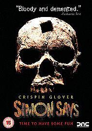 Simon Says (DVD, 2008)