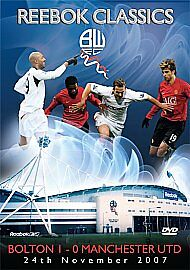 Bolton-Wanderers-v-Manchester-United-2007-New-Sealed-DVD