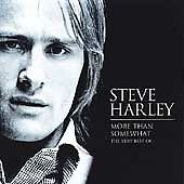STEVE-HARLEY-excl-cond-CD-16-track-MORE-THAN-SOMEWHAT-very-best-of-Cockney-Rebel