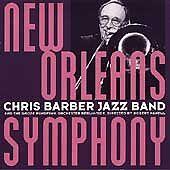 Chris Barber - New Orleans Symphony (1996) - 2 DISC CD SET