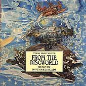 Dave Greenslade - From The Discworld (1995)