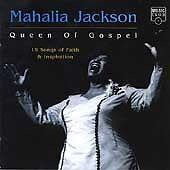 MAHALIA JACKSON - QUEEN OF GOSPEL [MUSIC CLUB] NEW CD
